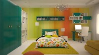 3d model interior design bedrooms