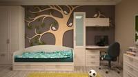 interior design bedrooms 3d max