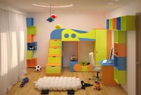 3d interior design bedrooms