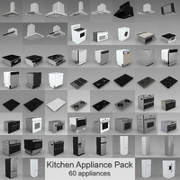 Kitchen appliances pack