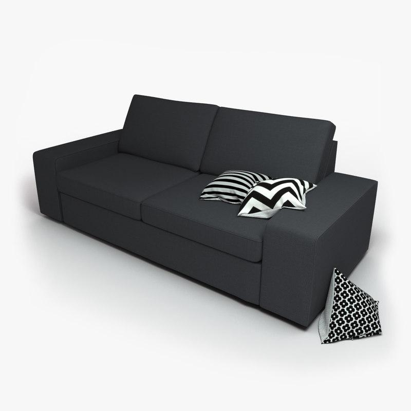 max ikea kivik sofa. Black Bedroom Furniture Sets. Home Design Ideas