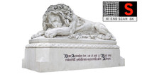 lion statue vienna max