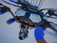3d robot plb002