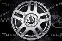 3d wheel rim vr6