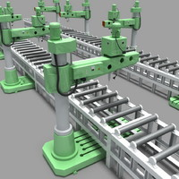 Rig Production Line
