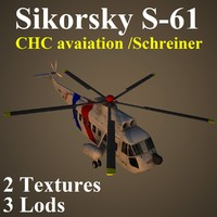 sikorsky chc helicopter max