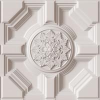 3d decorative ceiling tile model