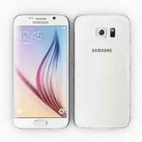 3d samsung galaxy s6 model