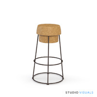 backless bar stool max