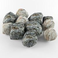 3d max stone ready use
