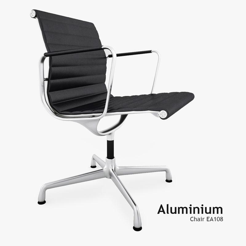 vitra aluminium chair ea 108 0jpg aluminium chair ea 108