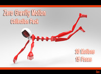 Zero Gravity Motion Pack