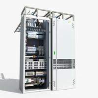 telecom power 3d model