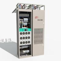 3d telecom power