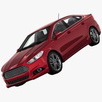 3ds mondeo sedan
