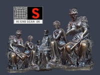 Roman sculpture Pack