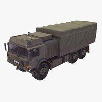 MAN SX44 Military Truck