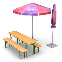 3d max cafe furniture