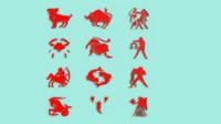 zodiac s signs 3d model