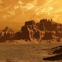 maya alien terrain terra