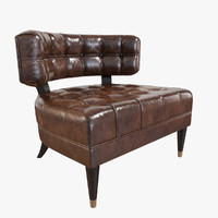 armchair jean merry 3d max