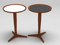max vintage danich teak table