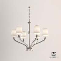 chandelier mayflower eichholtz 3d max