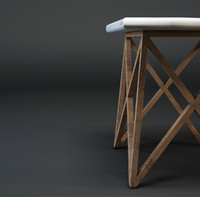3ds criss cross table