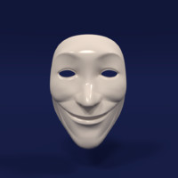 mask anonymous 3ds
