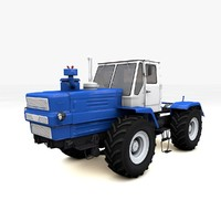 c4d tractor t-150
