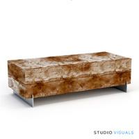 3d model beam coffee table
