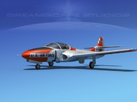 t-37 cessna tweet 3d 3ds
