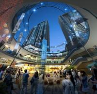 3ds max skyscraper business center 066