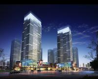 3dsmax skyscraper business center 067
