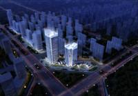 skyscraper business center 074 max