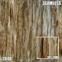 2048 Seamless Bark Texture VI
