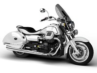 Moto Guzzi 1400 California Touring 2013