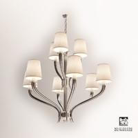 3d eichholtz chandelier mayflower 9