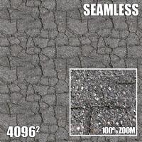 4096 Seamless Texture Asphalt