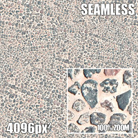 4096 Seamless Texture Sandy Rock