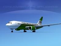 maya boeing 767 767-100