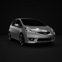 car fit 3d max