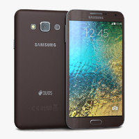 3ds max samsung galaxy e7 brown