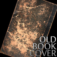 Old Steampunk Book Cover Texture IV