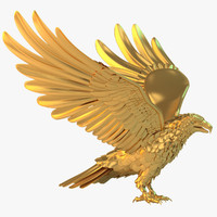 golden eagle 3d 3ds