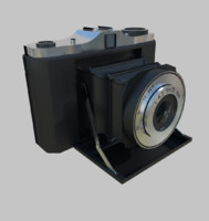 camera 3d 3ds
