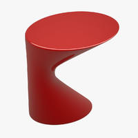 3d coffee table zanotta model