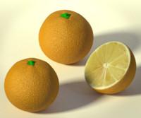 orange half 3d 3ds