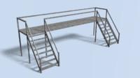 3d ladder model