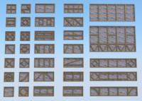 maya frame wall